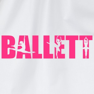 Ballett T-Shirts - Turnbeutel