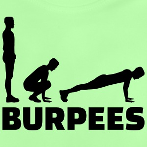 Burpees T-Shirts - Baby T-Shirt