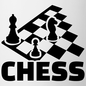Chess T-Shirts - Tasse