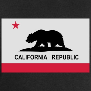 Flag of California T-Shirts - Men's Sweatshirt by Stanley & Stella