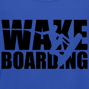 Wakeboarding T-Shirts - Frauen Tank Top von Bella