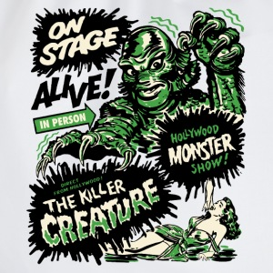 The Killer Creature Hollywood Show T-Shirts - Drawstring Bag