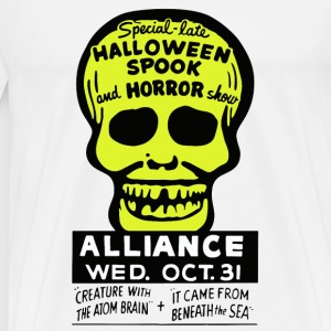 Special Late Spook and Horror Show Mugs & Drinkware - Men's Premium T-Shirt