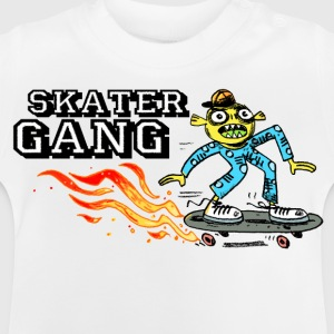 Scater Gang T-Shirts - Baby T-Shirt