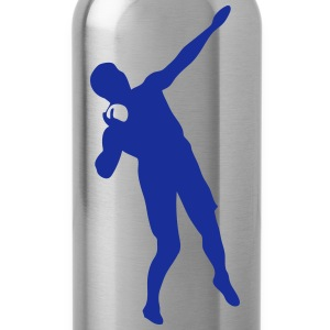 shot put logo 26014 T-Shirts - Water Bottle
