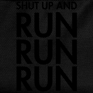 Shut Up And Run Run Run T-shirts - Rygsæk til børn