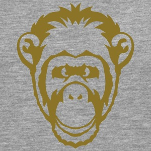 Monkey animal drawing 2501 Sports wear - Men's Premium Longsleeve Shirt