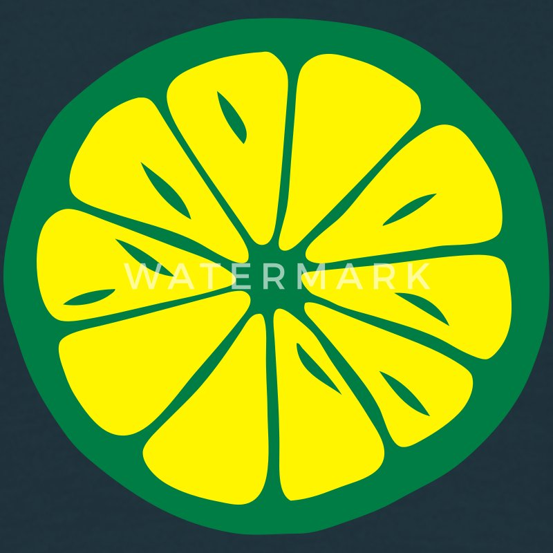 lemon 2501 T-Shirts - Men's T-Shirt