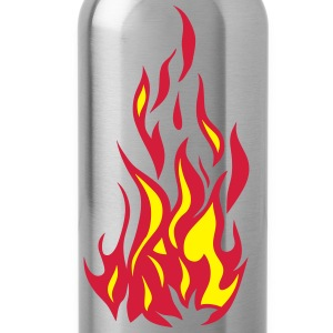 flame fire 2501 Sports wear - Water Bottle