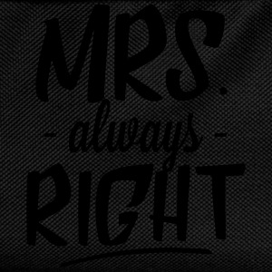 Mrs. Always Right Pullover & Hoodies - Kinder Rucksack