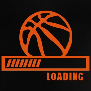 Basketball ballon loading progress bar Shirts - Baby T-Shirt