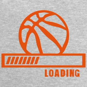 Basketball ballon loading progress bar Tops - Men's Sweatshirt by Stanley & Stella