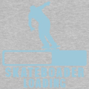 skateboarder loading progress bar 2 Shirts - Baby T-Shirt
