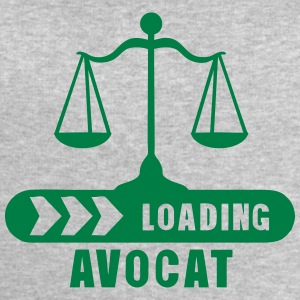 avocat loading barre progression balance Manches longues - Sweat-shirt Homme Stanley & Stella