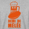 demi de melee rugby biere humour sport Sweat-shirts - Sweat-shirt Homme