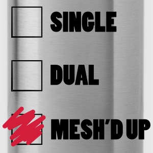 Vape Single Dual Mesh'd  Bluzy - Bidon