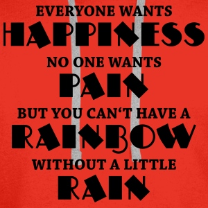 Everyone wants happiness Tee shirts - Sweat-shirt à capuche Premium pour hommes