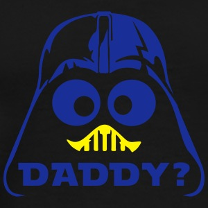 geek darth daddy longsleeved t-shirt - Men's Premium T-Shirt