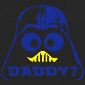 geek darth daddy T-Shirts - Men's Premium Longsleeve Shirt