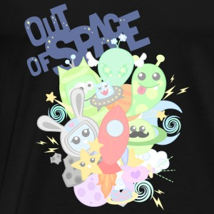 Out of Space - Männer Premium T-Shirt