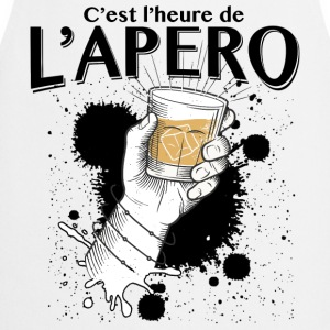 apero time Sweat-shirts - Tablier de cuisine