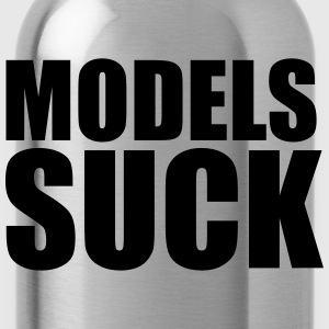 Models suck T-shirts - Drinkfles