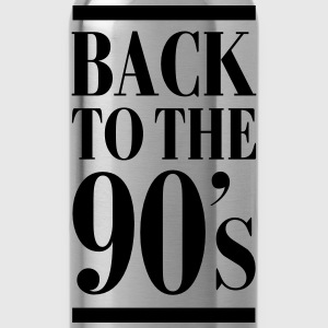 Back To The 90´s T-shirts - Drikkeflaske