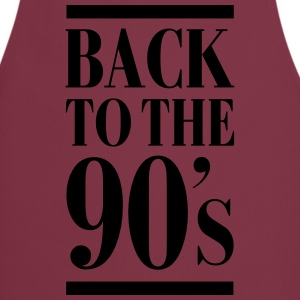 Back To The 90´s T-shirts - Forklæde