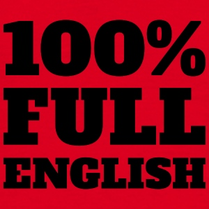 100% Full English - Mug - Men's T-Shirt
