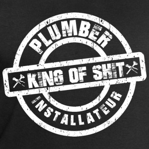 plumber / king of shit T-Shirts - Männer Sweatshirt von Stanley & Stella