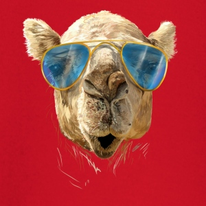 Camel with sunglasses Shirts - T-shirt