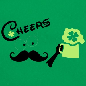 cheers st.Patty's drink Men's T-Shirt - Retro Bag
