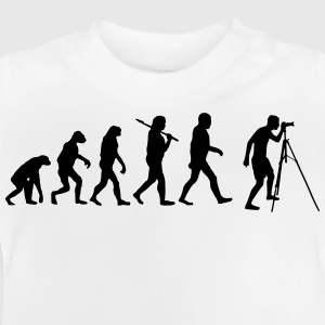 Evolution of photography T-Shirts - Baby T-Shirt