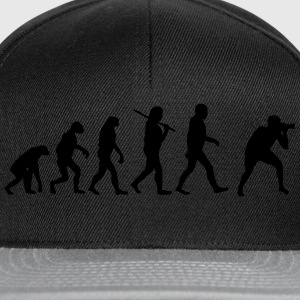 Evolution of photography Pullover & Hoodies - Snapback Cap