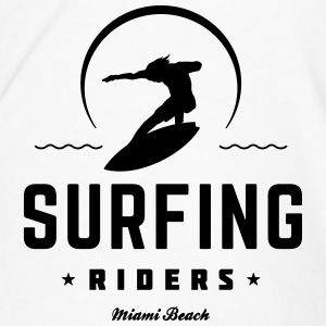 Surfing riders - Men's Premium T-Shirt