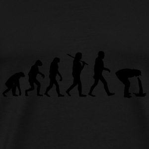 evolution of kotzen Pullover & Hoodies - Männer Premium T-Shirt