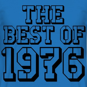 1976 The best of Pullover & Hoodies - Männer T-Shirt