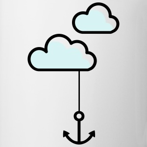 Anchor in the cloud Other - Mug