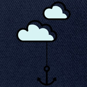 Anchor in the cloud T-Shirts - Snapback Cap