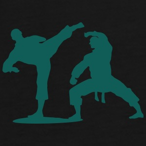 martial arts Bags & Backpacks - Men's Premium T-Shirt