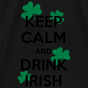 keep calm irish  Pullover & Hoodies - Männer Premium T-Shirt