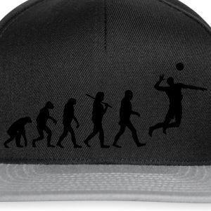 Evolution of Volleyball T-Shirts - Snapback Cap