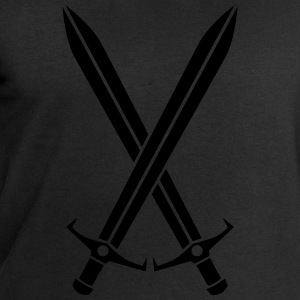 sword T-Shirts - Men's Sweatshirt by Stanley & Stella