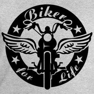 Chopper angel T-shirts - Mannen sweatshirt van Stanley & Stella