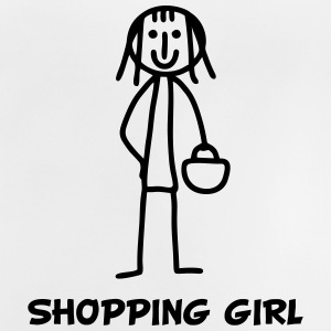 Shopping Girl T-Shirts - Baby T-Shirt