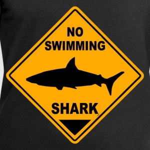 Shark Road Sign T-Shirts - Männer Sweatshirt von Stanley & Stella