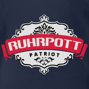 Ruhrpott Patriot - Baby Bio-Kurzarm-Body