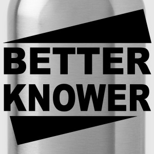 Betterknower - Trinkflasche