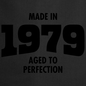 Made In 1979 - Aged To Perfection Koszulki - Fartuch kuchenny