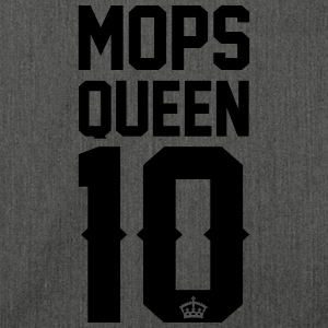 Mops-Queen Pullover & Hoodies - Schultertasche aus Recycling-Material